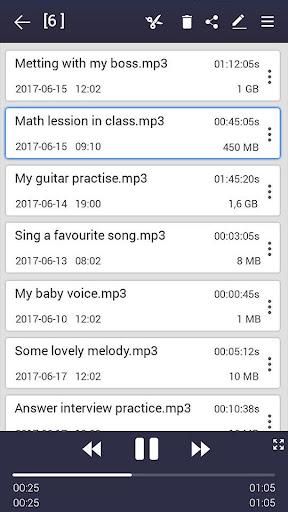 voice recorder  Screenshots 11