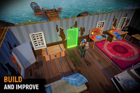 Let's Survive - Survival game in zombie apocalypse Unlimited Money
