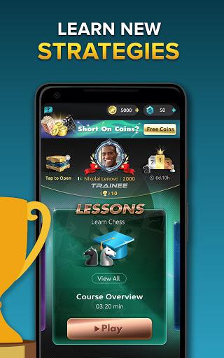 Chess Stars - Play Online  screenshots 11