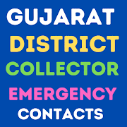 GujaratState District Collector Emergency Contacts
