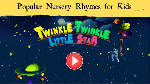 Twinkle Twinkle Little Star - Famous Nursery Rhyme screenshots 1