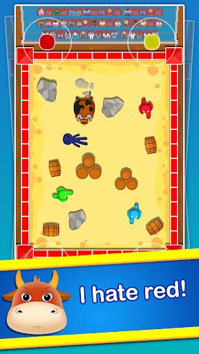 Stickman Cartoon Survival : 1 - 4 Players screenshots 8