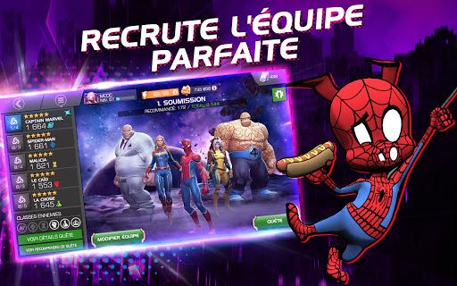 Télécharger Marvel Tournoi des Champions APK MOD (Astuce) screenshots 1