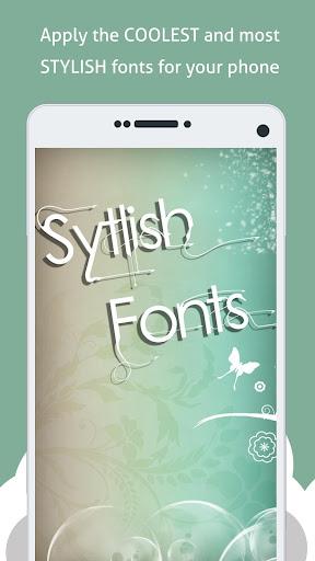 Stylish Fonts Free  Screenshots 1