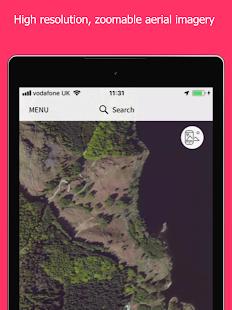 OS Maps: Explore hiking trails & walking routes 3.0.9.881 Screenshots 24
