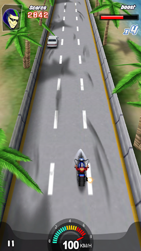 Racing Moto 3D screenshots 12