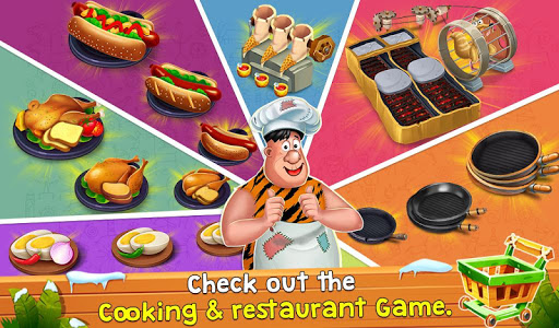 Cooking Madness: Restaurant Chef Ice Age Game 4.0 screenshots 12