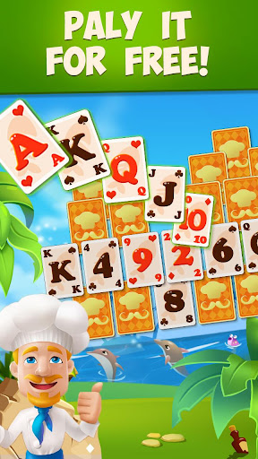 Solitaire 5 in 1 android2mod screenshots 2