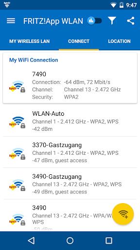 FRITZ!App WLAN 2.9.4 screenshots 2