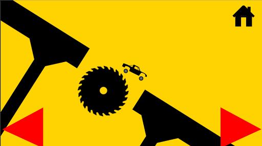 Code Triche 2D Hill Racing - FREE mod apk screenshots 3
