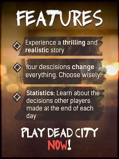 DEAD CITY ud83dudd25 Text Adventure & Cyoa 1.7.10 screenshots 7