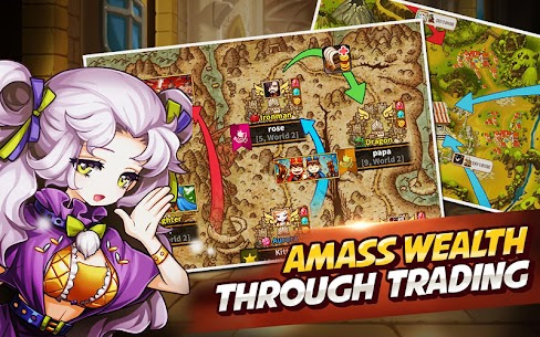 Gods' Quest : The Shifters Apk Mod + OBB/Data for Android. 4
