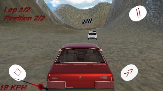 Russian Racing: Hot Pursuit 3