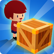 Push Box Garden Puzzle Games: Sokoban Puzzles