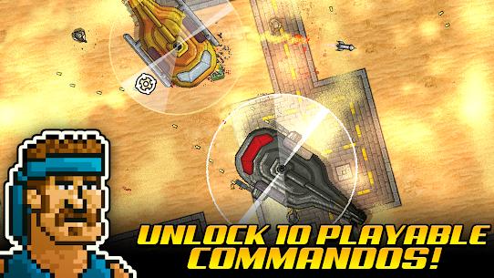 Kickass Commandos MOD APK 1.1.6 (Unlimited Skills) 6