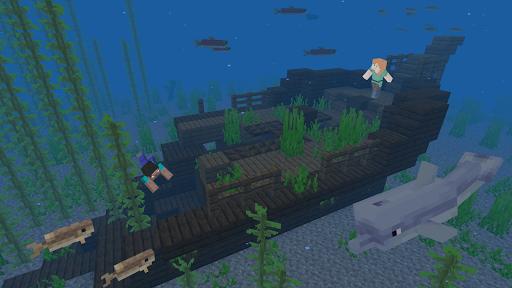 Code Triche Essai Minecraft (Astuce) APK MOD screenshots 4