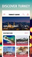 screenshot of ✈ Turkey Travel Guide Offline