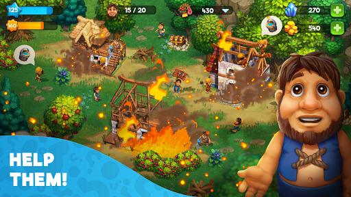 The Tribez: Build a Village  screenshots 1