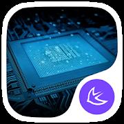 Integral-APUS Launcher theme