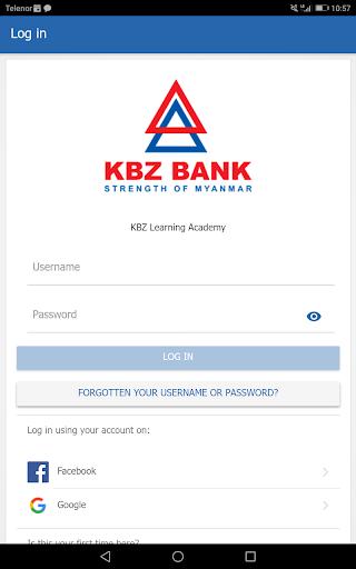 KBZ Learning Academy 2.0.3 Screenshots 1