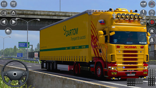 Euro Truck Cargo Driving Simulator 2021 1.9 screenshots 1