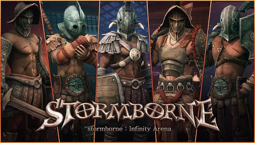 Stormborne : Infinity Arena apklade screenshots 1