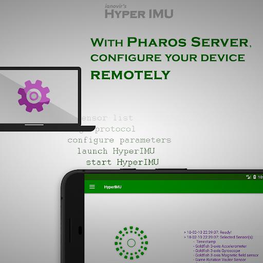 HyperIMU android2mod screenshots 3