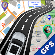 GPS Route Finder & Mobile Location Tracker