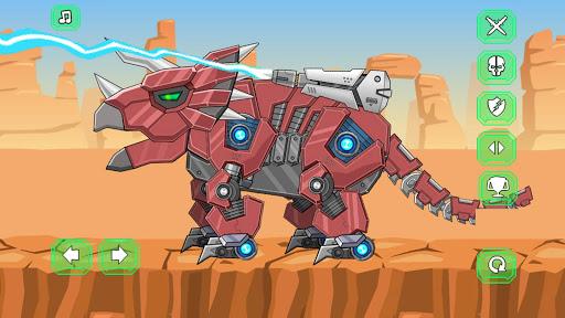 Assemble Robot War Triceratops  screenshots 2