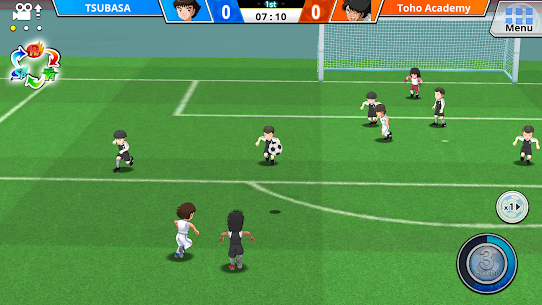 Captain Tsubasa ZERO -Miracle Shot Mod Apk (Weak Enemies) 3