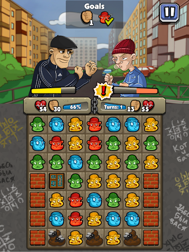 Gopnik. Puzzles adventure apkpoly screenshots 9