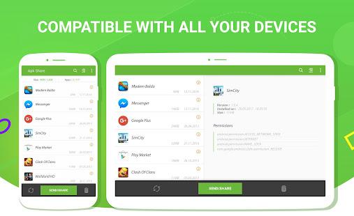 Apk Share Bluetooth - Send/Backup/Uninstall/Manage 3.4.5 Screenshots 9