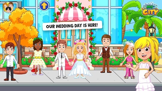 Baixar My City Wedding Party APK 1.1.2 – {Versão atualizada} 1