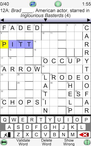 Barred Crossword 3.0.3 screenshots 9