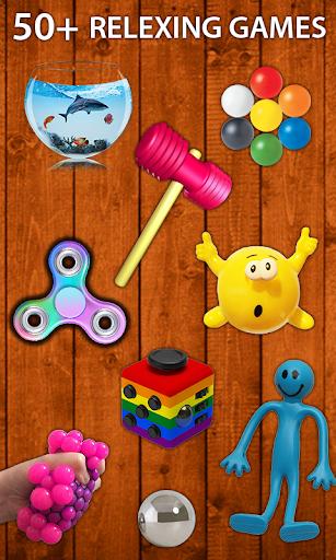 Code Triche Pop it Fidget Cube: Fidget Toys 3D Relax & Calm (Astuce) APK MOD screenshots 3