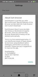 Dark Browser 5
