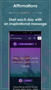 Numerology Mod Apk- Rediscover Your Life Purpose (Unlocked) 7
