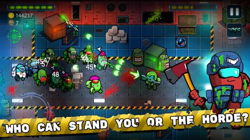 Zombie Among Space  screenshots 4