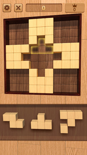 BlockPuz: Jigsaw Puzzles &Wood Block Puzzle Game  screenshots 4