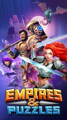 エンパイアズ&パズルズ Empires & Puzzles マッチ3パズルRPGゲームのおすすめ画像5