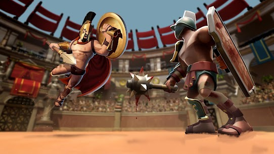 Gladiator Heroes MOD APK (Unlimited Gems) 3
