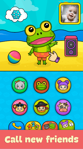 Baby phone - games for kids 1.45 Screenshots 4