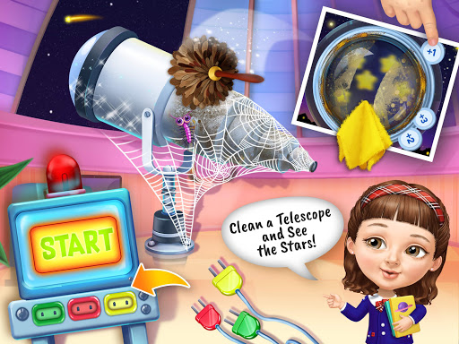 Sweet Baby Girl Cleanup 6 - School Cleaning Game android2mod screenshots 13