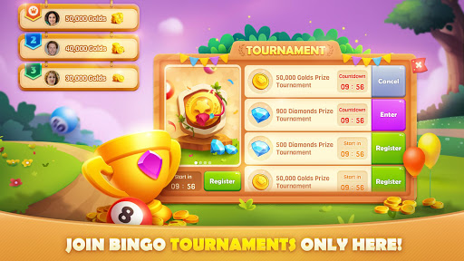 Bingo Land - No.1 Free Bingo Games Online  screenshots 5