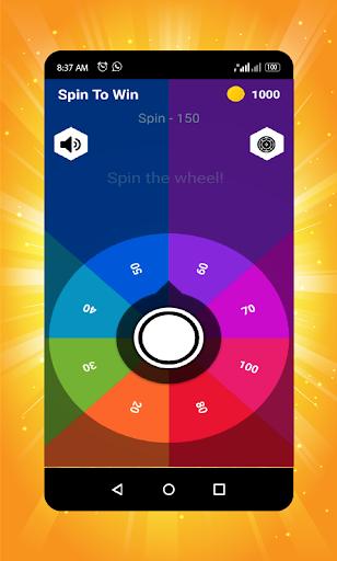 Code Triche Spin to Win APK MOD (Astuce) screenshots 2
