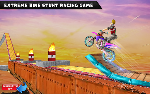 Mega Real Bike Racing Games - Free Games 3.4 screenshots 10