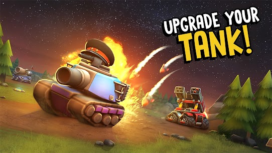 Pico Tanks: Multiplayer Mayhem Mod Apk (Unlimited Money/No Reload) 1