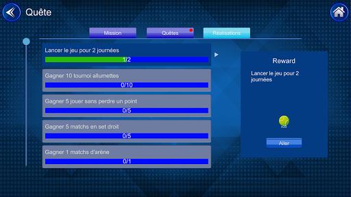 Télécharger Gratuit Real Tennis Manager mod apk screenshots 4