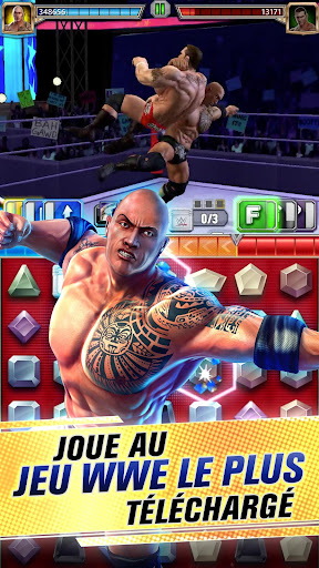 WWE Champions 2020 - Jeu de rôle et puzzle gratuit APK MOD – Monnaie Illimitées (Astuce) screenshots hack proof 1