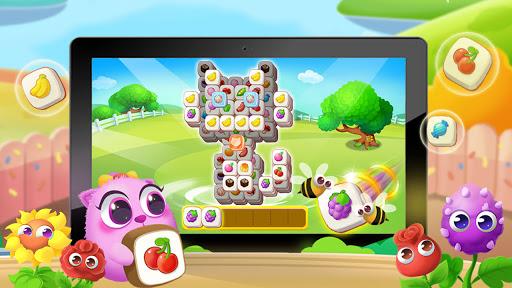 Tile Cats- Matching 3 Mahjong Tiles Master Game  screenshots 5